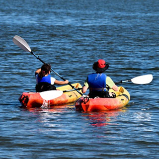 Ultimate Sea Kayaking Weekend for 2 image